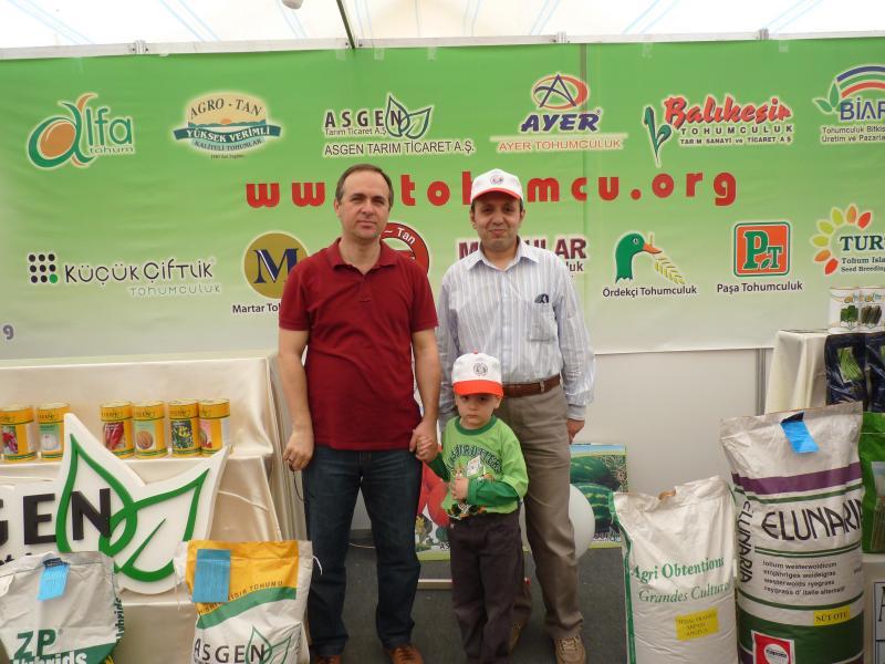 Bal�kesir Marmara Tar�m Fuar�