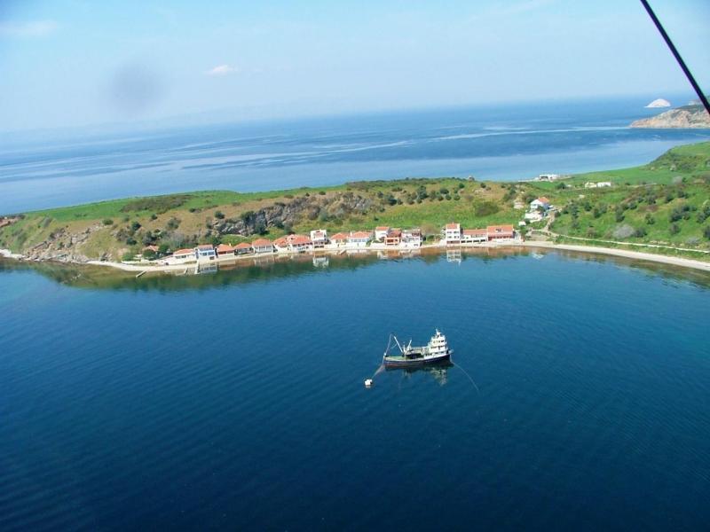 Marmara Denizi Balıkesir Sahilleri